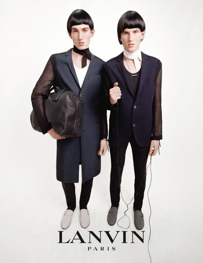CAMPAIGN Lanvin Spring 2015 by Tim Walker. Jacob K., www.imageamplified.com, Image Amplified (8)