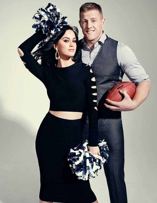 ESPN MAGAZINE Katy Perry & J.J. Watt by Joe Pugliese. February 2015, www.imageamplified.com, Image Amplified (3)