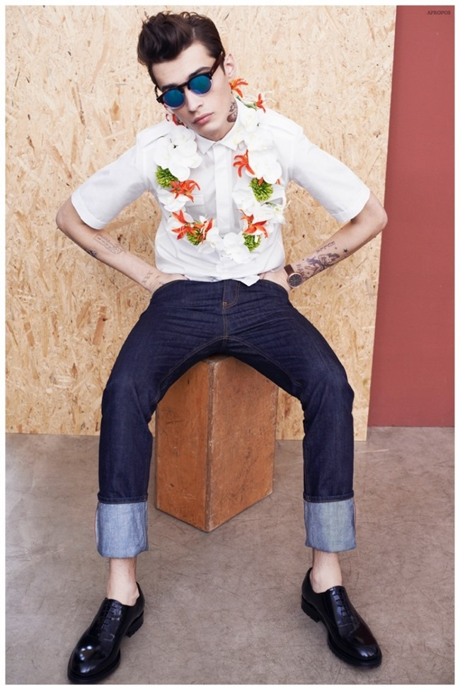 FASHION PHOTOGRAPHY Adrien Sahores for APROPOS' The Journal, Summer 2015. www.imageamplified.com, Image Amplified (7)