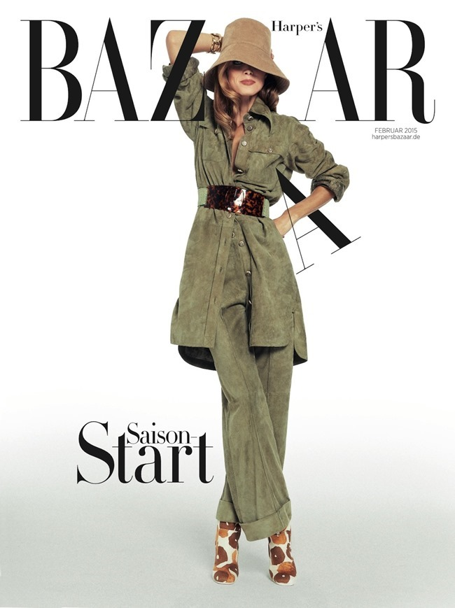 HARPER'S BAZAAR GERMANY Malgosia Bela by Sanchez & Mongiello. Kai Magrander, February 2015, www.imageamplified.com, Image Amplified (1)