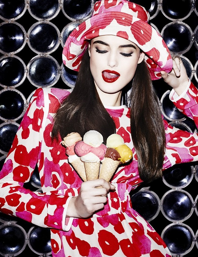 VOGUE SPAIN Blanca Padilla by Matt Irwin. Marina Gallo, February 2015, www.imageamplified.com, Image Amplified (3)