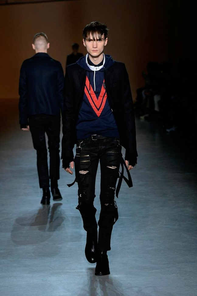 MILAN FASHION WEEK Diesel Black Gold Fall 2015. www.imageamplified.com, Image Amplified (2)