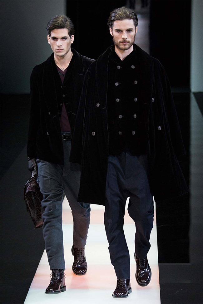 MILAN FASHION WEEK Giorgio Armani Fall 2015. www.imageamplified.com, Image Amplified (15)