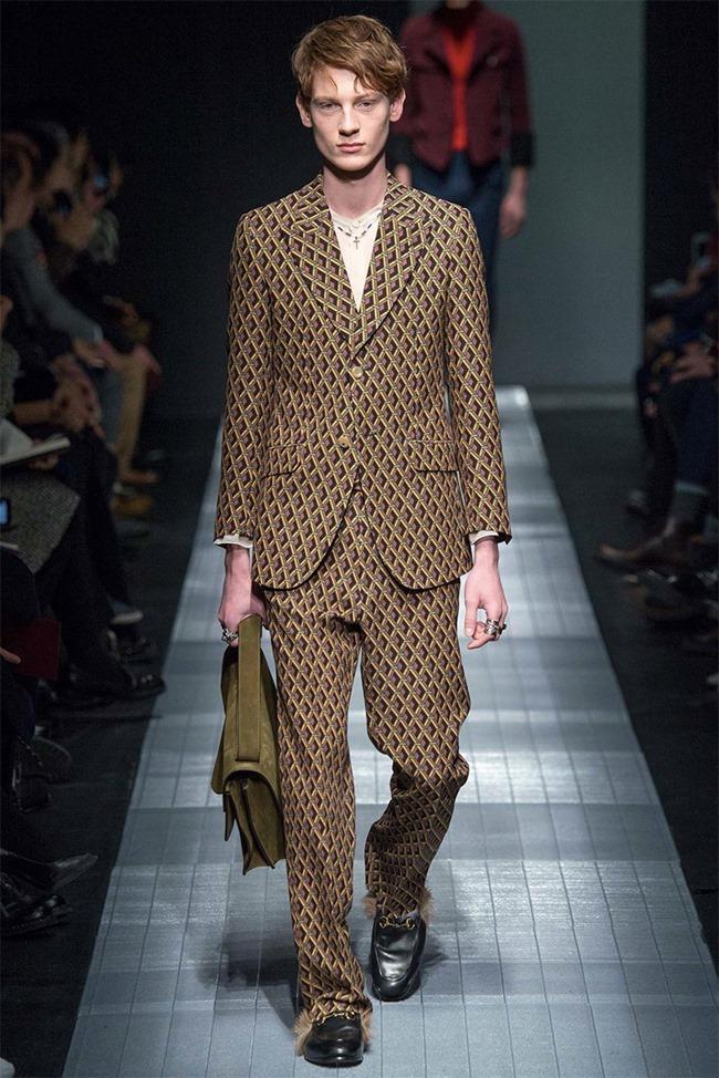 MILAN FASHION WEEK Gucci Fall 2015. www.imageamplified.com, Image Amplified (25)
