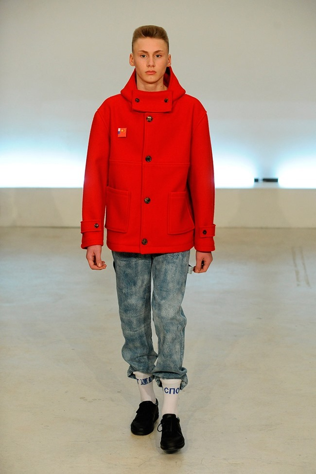 PARIS FASHION WEEK Gosha Rubchinskiy Fall 2015. www.imageamplified.com, Image Amplified (1)