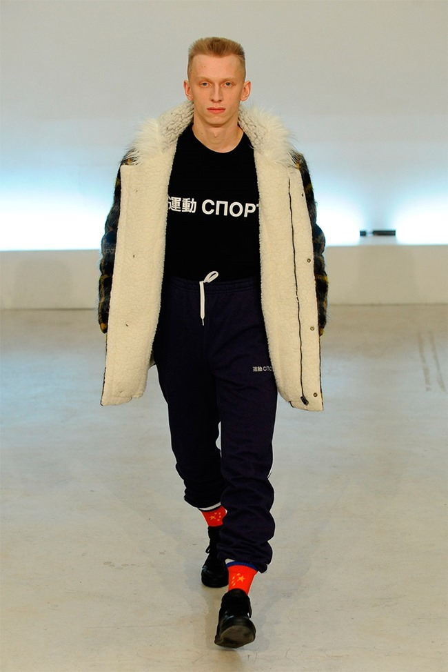 PARIS FASHION WEEK Gosha Rubchinskiy Fall 2015. www.imageamplified.com, Image Amplified (8)