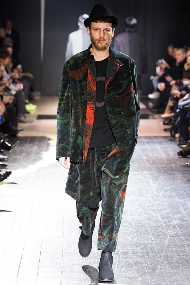 PARIS FASHION WEEK Yohji Yamamoto Fall 2015. www.imageamplified.com, Image Amplified (28)