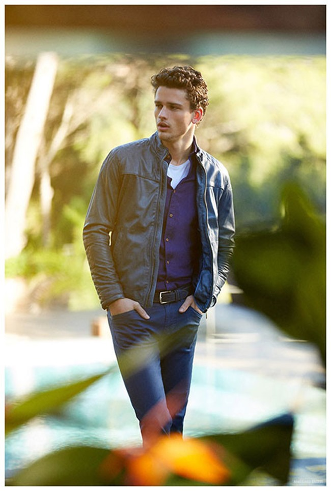 LOOKBOOK simon Nessman for Massimo Dutti Spring 2015, www.imageamplified.com, Image amplified (7)