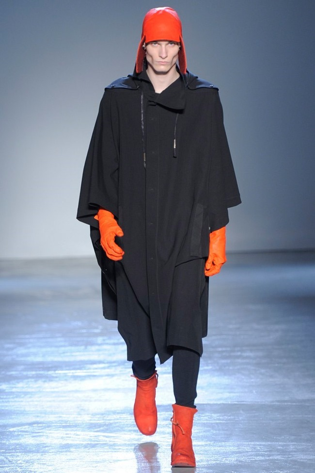 PARIS FASHION WEEK Boris Bidjan Saberi Fall 2015. www.imageamplified.com, Image amplified (9)