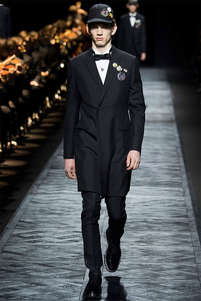 PARIS FASHION WEEK Dior Homme Fall 2015. www.imageamplified.com, Image Amplified (2)