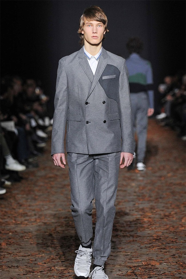 PARIS FASHION WEEK Kris Van Assche Fall 2015. www.imageamplified.com, Image amplified (4)