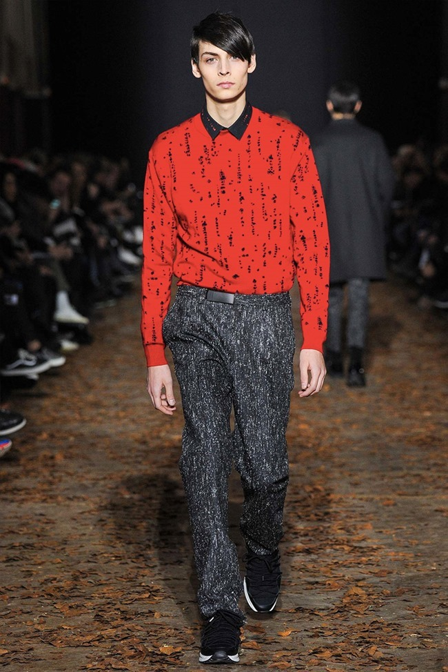 PARIS FASHION WEEK Kris Van Assche Fall 2015. www.imageamplified.com, Image amplified (27)