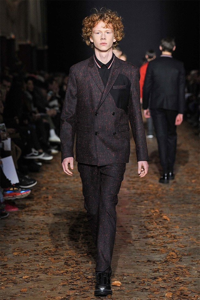 PARIS FASHION WEEK Kris Van Assche Fall 2015. www.imageamplified.com, Image amplified (29)