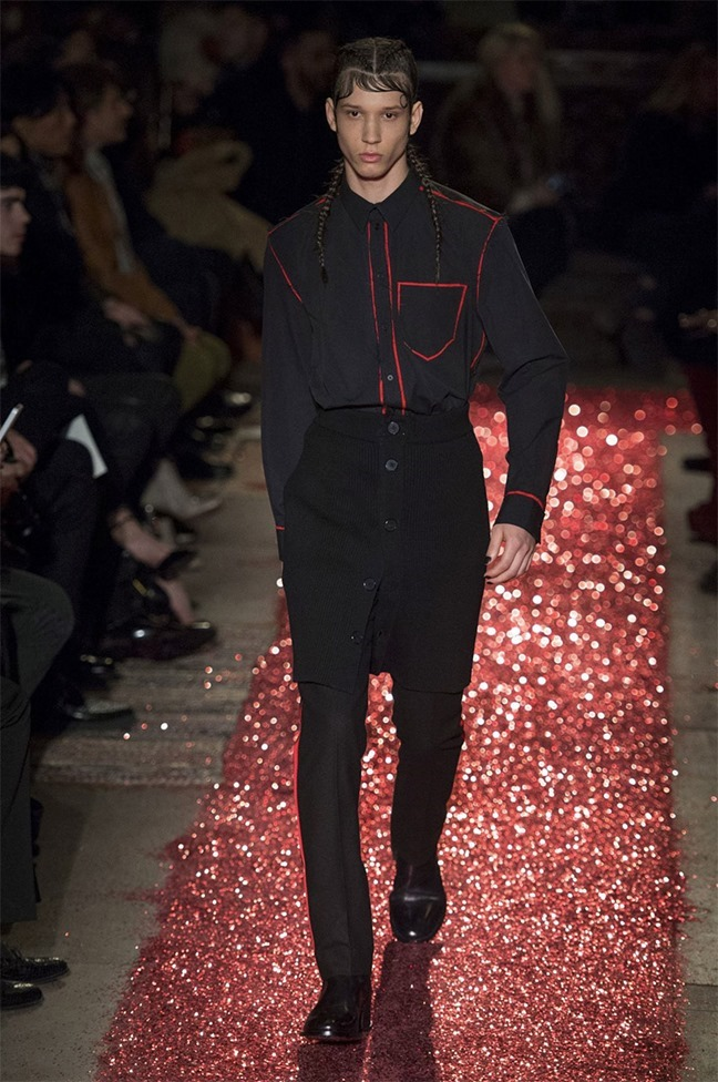 PARIS FASHION WEEK Givenchy Fall 2015. www.imageamplified.com, Image amplified (18)