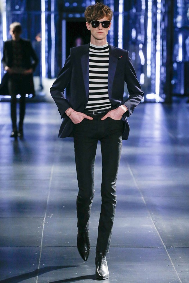 PARIS FASHION WEEK Saint Laurent Fall 2015. www.imageamplified.com, Image Amplified (9)