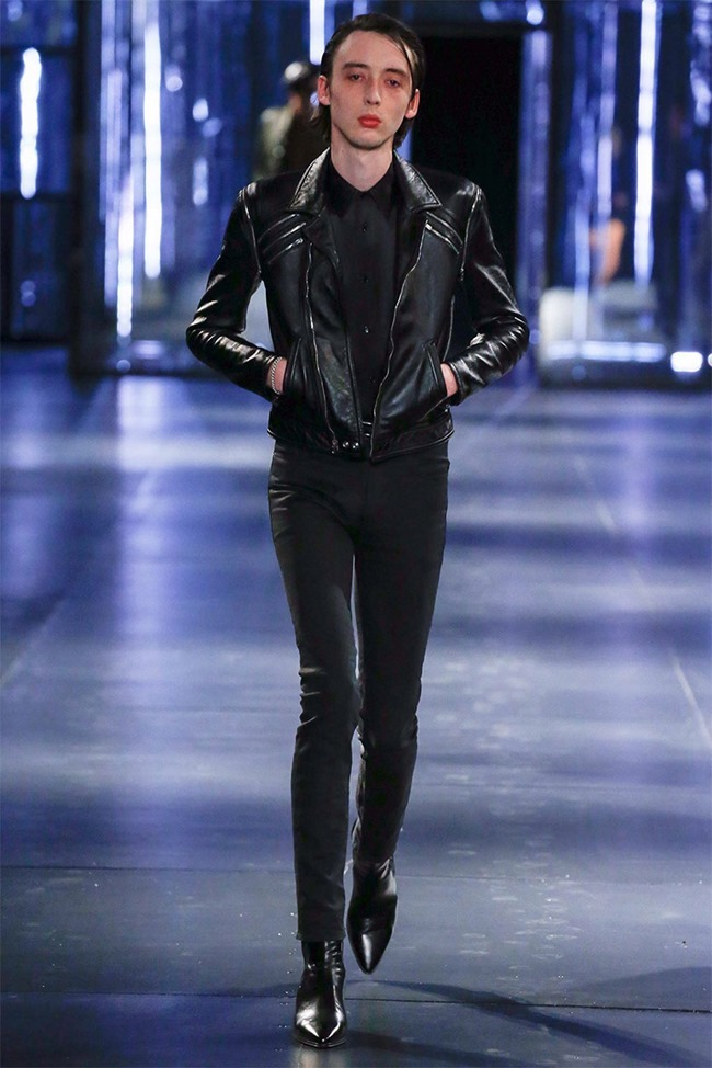 PARIS FASHION WEEK Saint Laurent Fall 2015. www.imageamplified.com, Image Amplified (13)