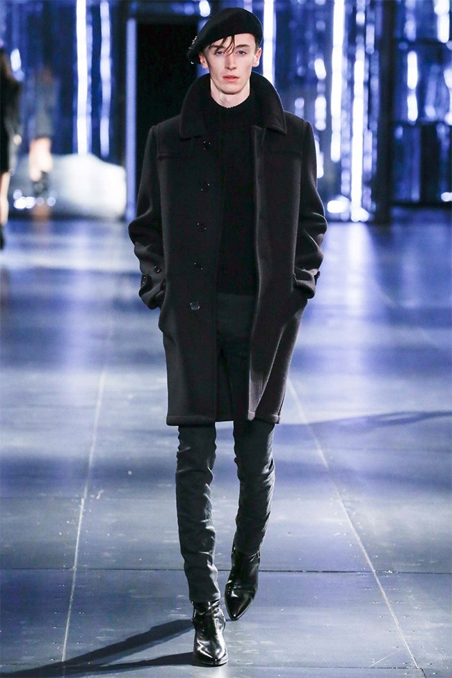 PARIS FASHION WEEK Saint Laurent Fall 2015. www.imageamplified.com, Image Amplified (15)