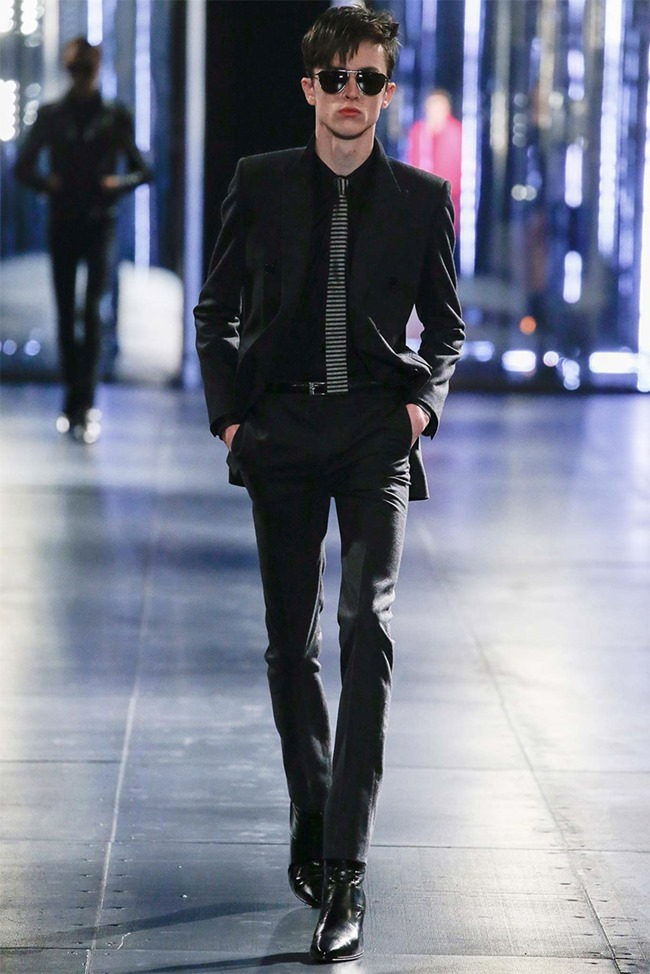PARIS FASHION WEEK Saint Laurent Fall 2015. www.imageamplified.com, Image Amplified (27)