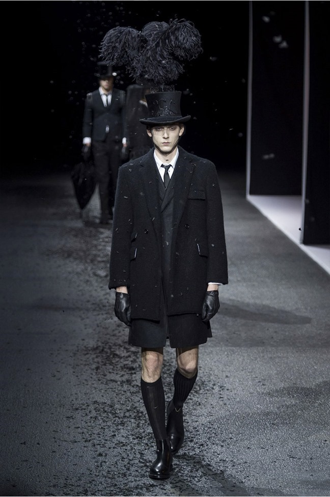 PARIS FASHION WEEK Thom Browne Fall 2015. www.imageamplified.com, Image Amplified (9)
