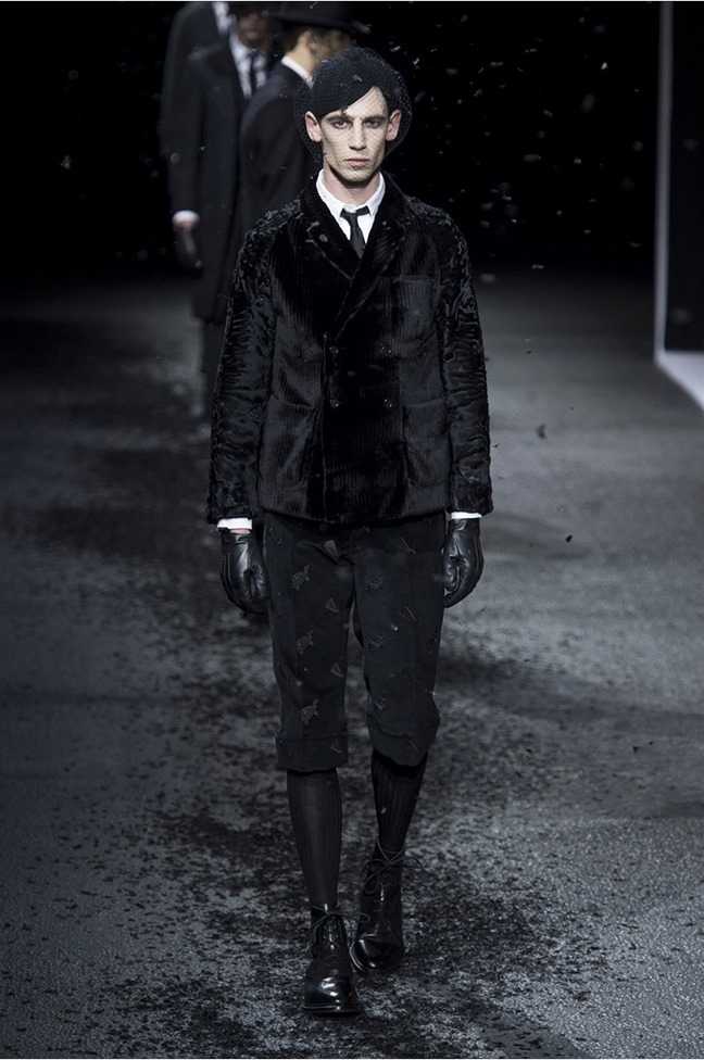 PARIS FASHION WEEK Thom Browne Fall 2015. www.imageamplified.com, Image Amplified (29)
