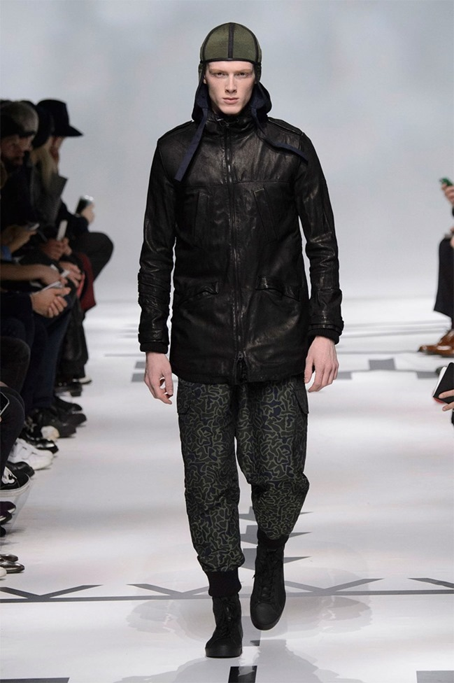 PARIS FASHION WEEK Y-3 Fall 2015. www.imageamplified.com, Image Amplified (23)