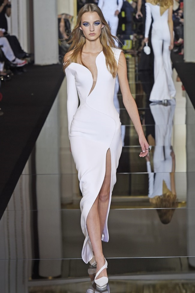 PARIS HAUTE COUTURE Atelier Versace Couture Spring 2015. www.imageamplified.com, Image Amplified (5)