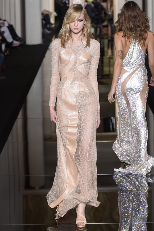PARIS HAUTE COUTURE Atelier Versace Couture Spring 2015. www.imageamplified.com, Image Amplified (31)