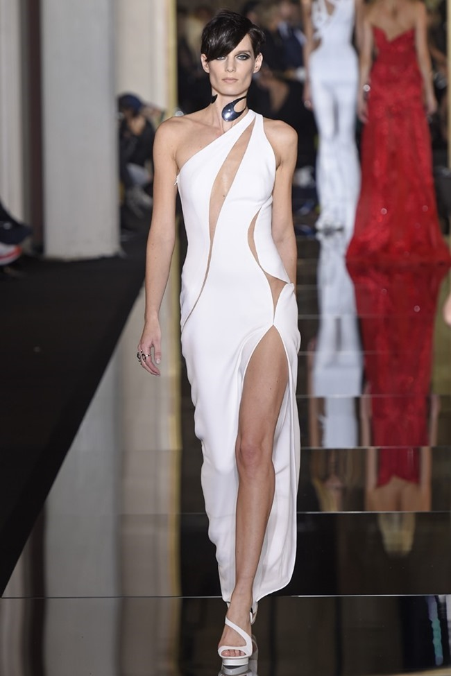 PARIS HAUTE COUTURE Atelier Versace Couture Spring 2015. www.imageamplified.com, Image Amplified (43)
