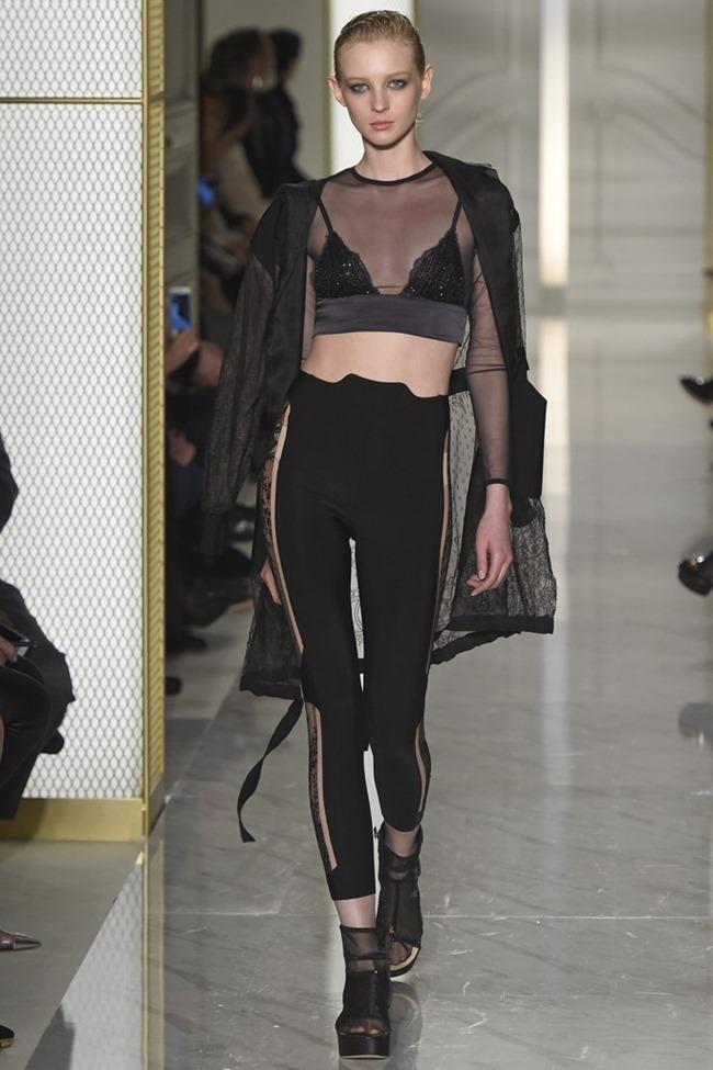PARIS HAUTE COUTURE La Perla Atelier Couture Spring 2015. www.imageamplified.com, Image Amplified (35)