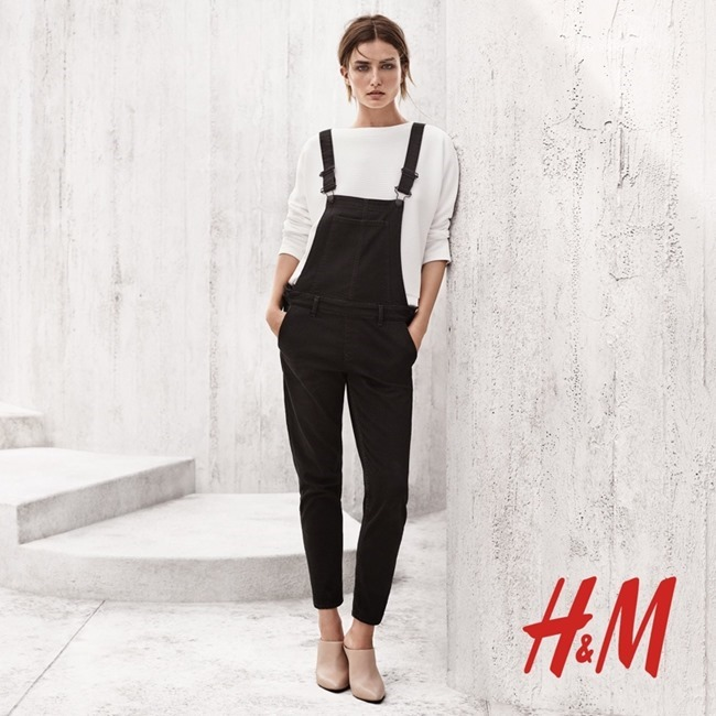 CAMPAIGN Andreea Diaconu for H&M Spring 2015 by Josh Olins. Robert Rydberg, www.imageamplified.com, Image Amplified (3)