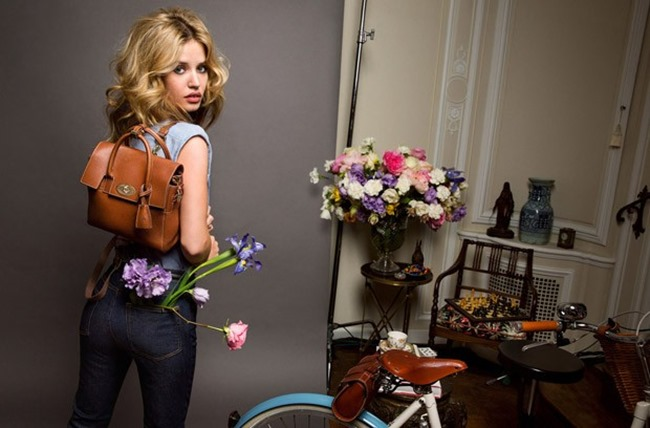 CAMPAIGN Georgia May Jagger for Mulberry Spring 2015 by Inez & Vinoodh. www.imageamplified.com, Image Amplified (2)