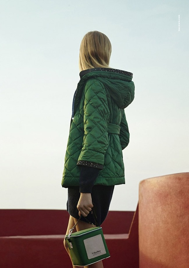 CAMPAIGN Hanne Gaby Odiele for S Max Mara Spring 2015 by Zoe Ghertner. www.imageamplified.com, Image Amplified (3)