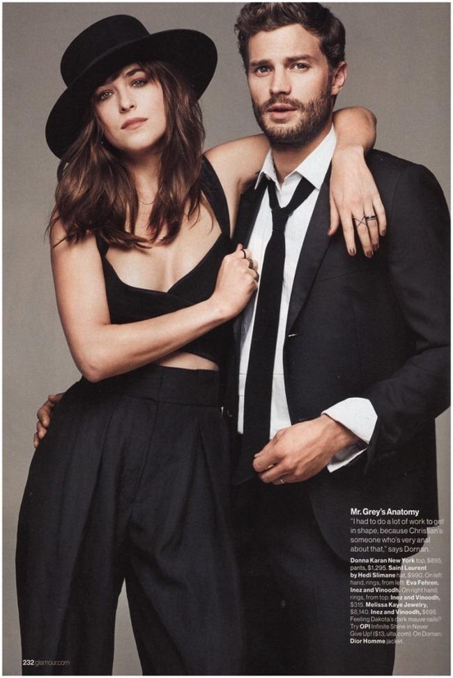 GLAMOUR MAGAZINE Jamie Dornan & Dakota Johnson by Steven Pan. Laura Ferrara, March 2015, www.imageamplified.com, Image Amplified (6)