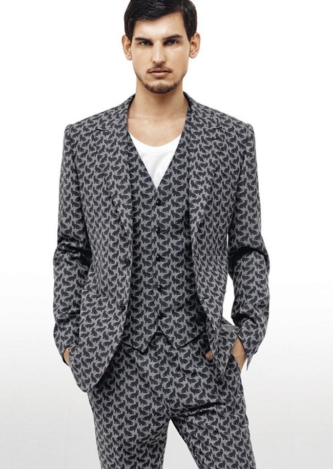 LOOKBOOK Dolce & Gabbana Spring 2015. www.imageamplified.com,  Image Amplified (23)