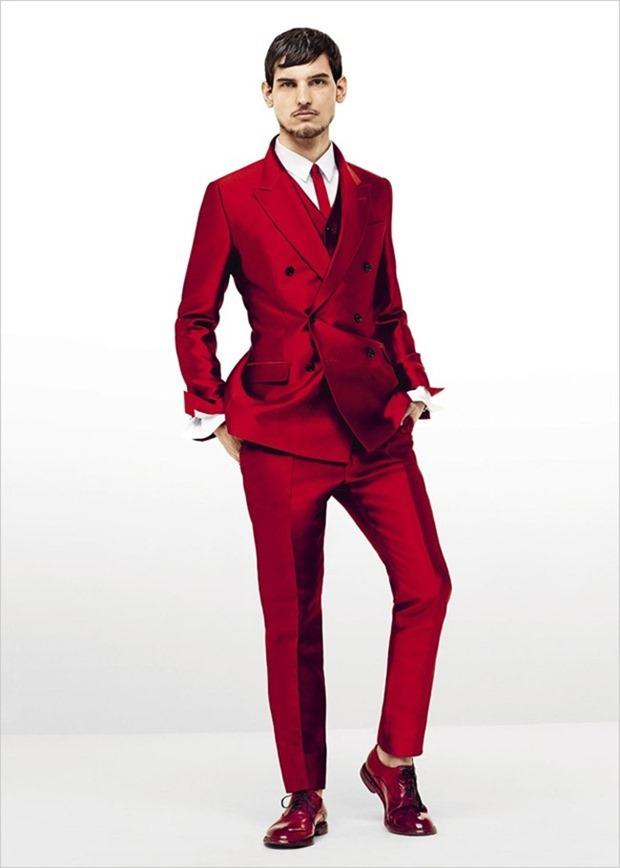 LOOKBOOK Dolce & Gabbana Spring 2015. www.imageamplified.com,  Image Amplified (1)