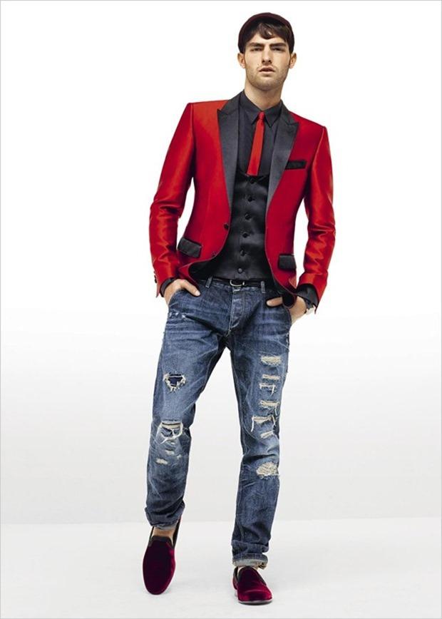 LOOKBOOK Dolce & Gabbana Spring 2015. www.imageamplified.com,  Image Amplified (3)