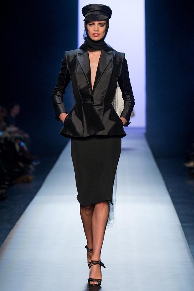 PARIS HAUTE COUTURE Jean Paul Gaultier Haute Couture Spring 2015. www.imageamplified.com, Image Amplified (14)