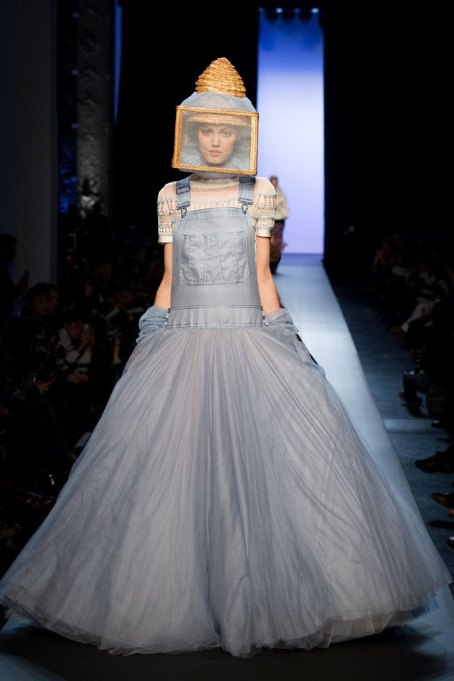 PARIS HAUTE COUTURE Jean Paul Gaultier Haute Couture Spring 2015. www.imageamplified.com, Image Amplified (29)