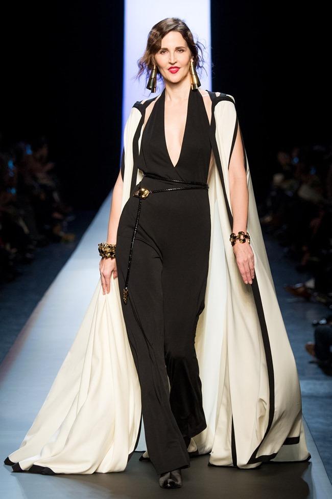 PARIS HAUTE COUTURE Jean Paul Gaultier Haute Couture Spring 2015. www.imageamplified.com, Image Amplified (33)