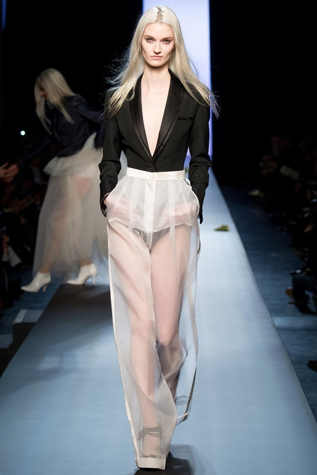 PARIS HAUTE COUTURE Jean Paul Gaultier Haute Couture Spring 2015. www.imageamplified.com, Image Amplified (35)