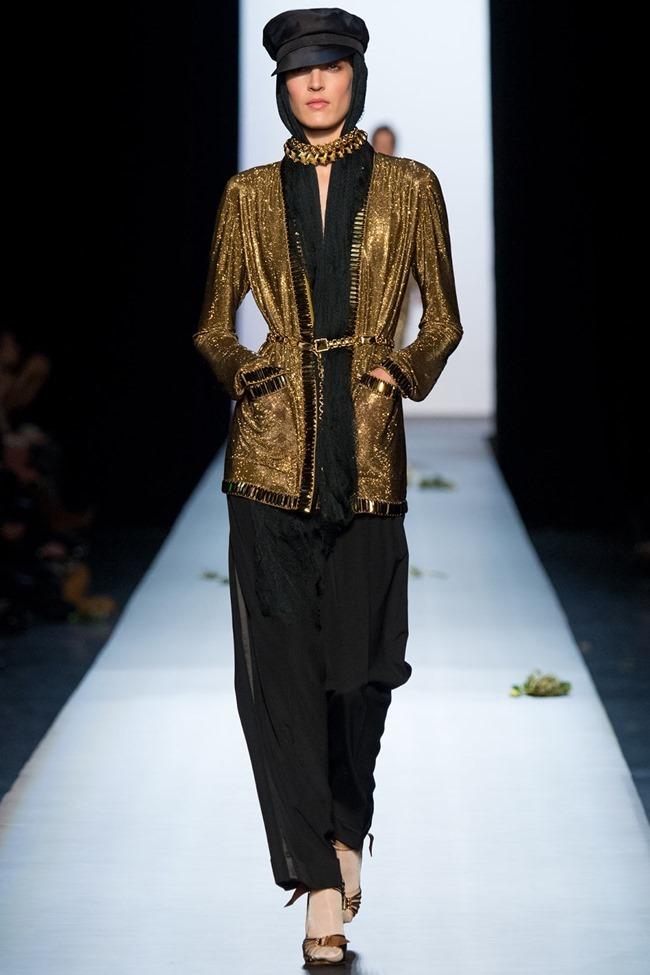 PARIS HAUTE COUTURE Jean Paul Gaultier Haute Couture Spring 2015. www.imageamplified.com, Image Amplified (47)