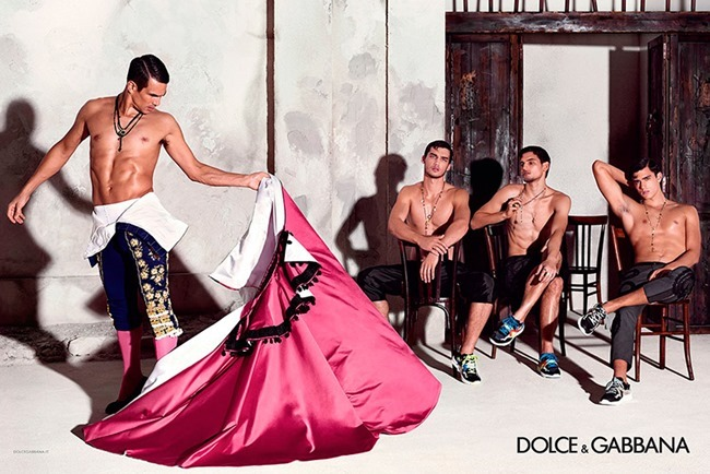 CAMPAIGN Dolce & Gabbana Spring 2015 by Domenico Dolce. www.imageamplified.com, Image Amplified (1)