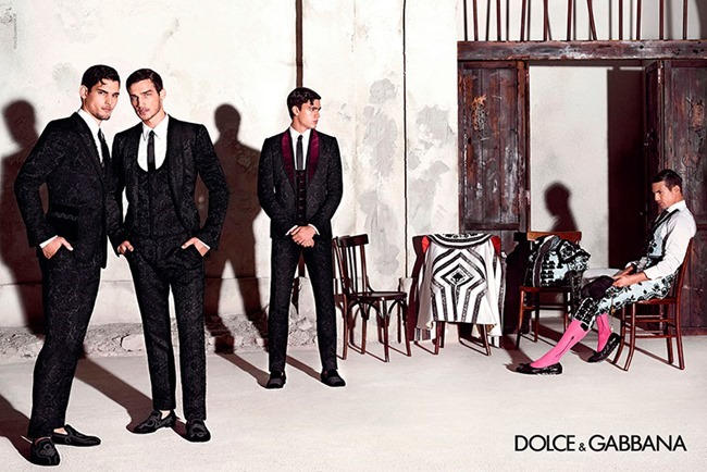 CAMPAIGN Dolce & Gabbana Spring 2015 by Domenico Dolce. www.imageamplified.com, Image Amplified (3)