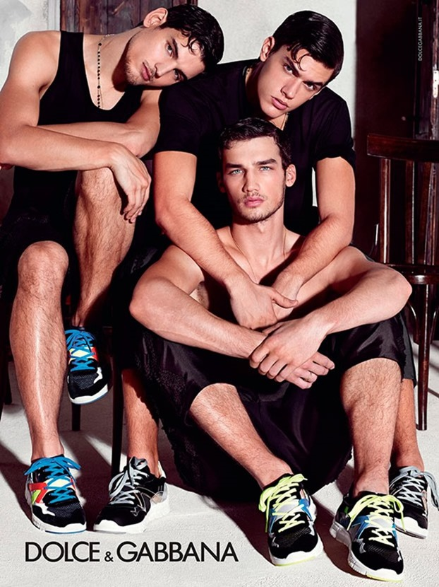CAMPAIGN Dolce & Gabbana Spring 2015 by Domenico Dolce. www.imageamplified.com, Image Amplified (8)