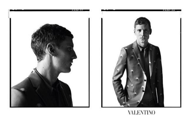 CAMPAIGN George Barnett, Matthieu Gregoire & Tommaso de Benedictis for Valentino Spring 2015. www.imageamplified.com, Image Amplified (2)
