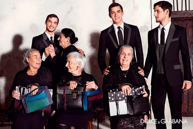 CAMPAIGN Dolce & Gabbana Spring 2015 by Domenico Dolce. www.imageamplified.com, Image Amplified (10)
