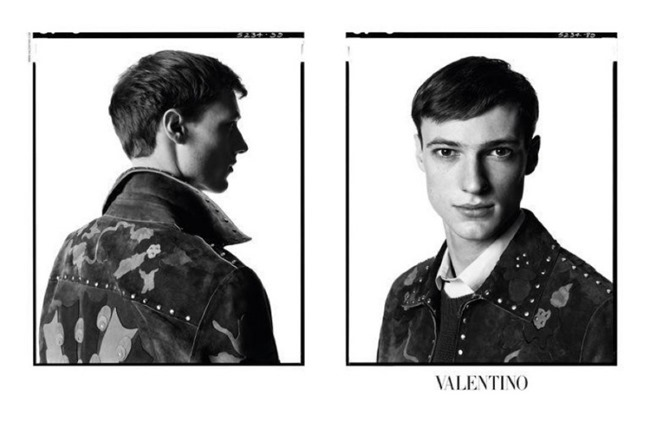 CAMPAIGN George Barnett, Matthieu Gregoire & Tommaso de Benedictis for Valentino Spring 2015. www.imageamplified.com, Image Amplified (3)
