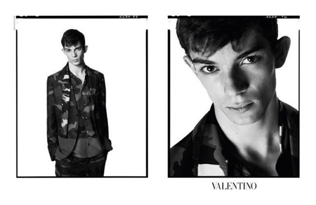 CAMPAIGN George Barnett, Matthieu Gregoire & Tommaso de Benedictis for Valentino Spring 2015. www.imageamplified.com, Image Amplified (12)