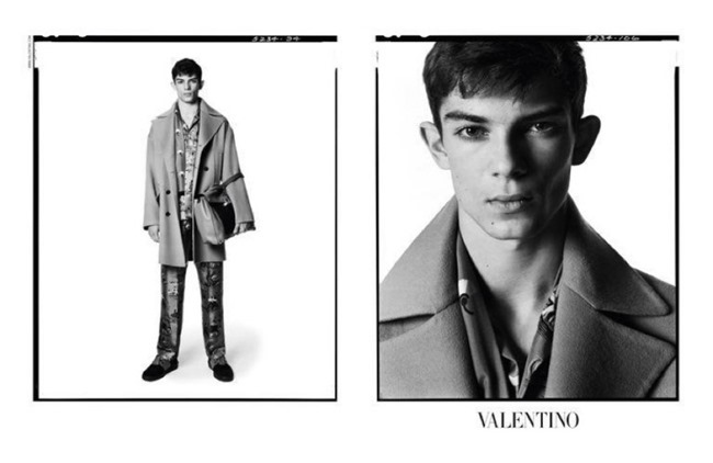 CAMPAIGN George Barnett, Matthieu Gregoire & Tommaso de Benedictis for Valentino Spring 2015. www.imageamplified.com, Image Amplified (1)