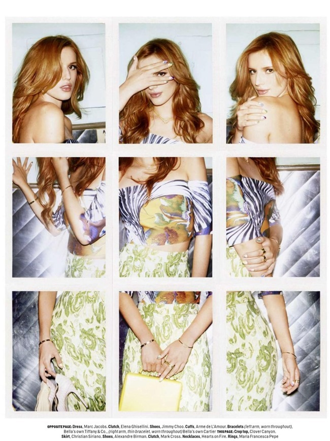 COSMOPOILTAN MAGAZINE Bella Thorne by Dan Monick. Aya Kanai, February 2015, www.imageamplified.com, Image Amplified (7)